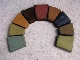 492-25 Maroon Concrete Cement Powder Color 25 Lbs. Makes Stone Pavers Tile Brick image 2