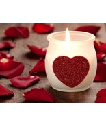 48762 love candle with love thumbtall