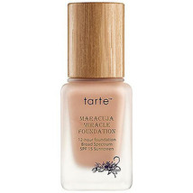 Tarte Maracuja Miracle Foundation SPF15  TAN 1oz / 30 ml  NIB - $44.55