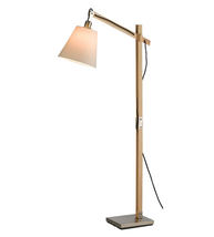 Adesso 4089-12 Walden Floor Lamps 8in Natural 1-light - $150.00