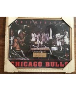 Chicago Bulls champions poster 1993 3 Peat Crying Jordan New Framed - $28.49