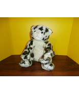 "Leopard Build a Bear Plush Stuffed Animal 11"" - $12.59"