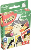 Ensky My Neighbor Totoro UNO Playing Cards Game w/Tracking# Japan New - $15.05