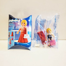 Playmobil Promo Figure NYTF Toy Fair 2016 Girl in Evening Dress Exclusive - $17.82