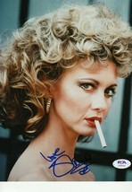 Olivia Newton John GREASE PSA COA Hand Signed 8x10 Photo Autograph - $197.01