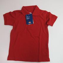 Dickies Collar Shirts Boys short sleeve PIQUE Kids School Uniform polo R... - €8,81 EUR
