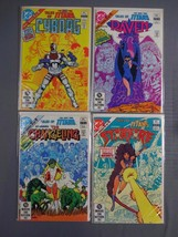 Tales Of The New Teen Titans Complete Mini Series #'s 1-4 DC Comics 1982 - $14.42