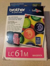 Brother Innobella Ink Cartridge LC61M (Magenta) - $9.89