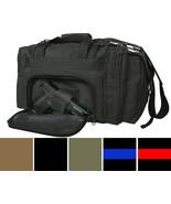 Tactical Concealed Carry Bag, Pistol Gun Range Large Duffle Covert CCW M... - $34.99+