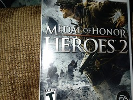 Nintendo Wii  Medal Of Honor: Heroes 2 image 1