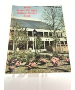 WSM Grand Ole Opry History-Picture Book (1974) Great Bios & Pictures rare - $18.69