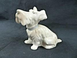 RARE Vintage Porceval made in Spain fine porcelain Scottish Terrier figu... - €44,44 EUR
