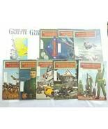 Marine Corps Gazette Lot Of 18 Magazine Issues Vintage 1900's  - $449.10