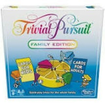 Trivial Pursuit Family Edition - $16.99