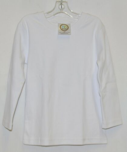 Blanks Boutique Boys White Long Sleeve Cotton Shirt Size 2T