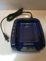 Kobalt 40-Volt Li-ion Lithium 40V Power Equipment Replacement Charger  - $48.50