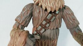 STAR WARS Chewbacca Action Figure, 14 Inch Tall - 2004 LFL Hasbro image 4