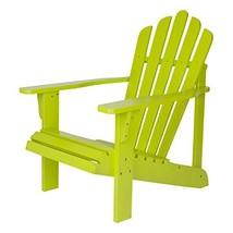 Shine Company Westport Adirondack Chair, Lime Green - $114.97