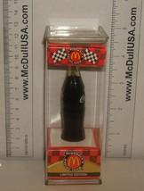 "Coke Coca-Cola McDonald's Mini Miniature 3.5"" Soda Bottle Kyle Petty #44 1999 image 2"
