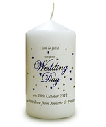 Personalised Gift Names Venue Date Wedding Day Mr & Mrs Keepsake #1 - $19.24
