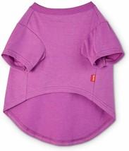 Reddy Purple You & Me Jersey Crewneck Dog T-Shirt, Medium By: Reddy - $15.88