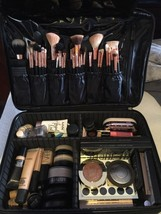 New Make Up Bag Large Professional Tool Package Bag Nail Cosmetic Travel... - $892,81 MXN+