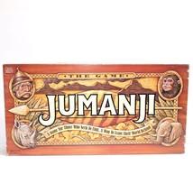 Vintage JUMANJI Board Game 100% Complete Milton Bradley 1995 Robin Williams - $37.99