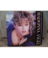 "MADONNA ""ANGEL"" 45rpm WITH PICTURE SLEEVE ~SIRE 7-29008 NM VINYL - $4.00"