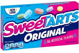 SweeTARTS - Sealed CASE of 10 Theater Boxes - Original Assorted Flavors - $24.85