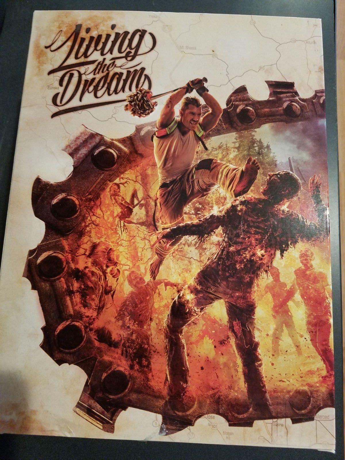 Dead Island 2 Living The Dream Exclusive Zombie Figure - $29.39
