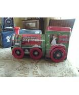 RR-20#19 Dear Santa Express Engine 1225 The Tin Box Company Rare! Nice c... - $11.87