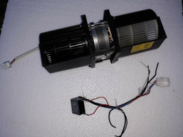 20WW35 Squirrel Cage Fan From Microwave, Looks Never Used, Samsung SMV-360UAL - $22.67