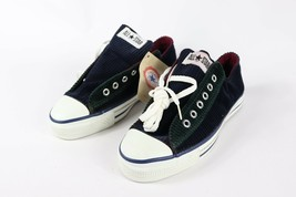 Vtg New Converse Chuck Taylor Mens 6.5 All Star Low Navy Forest Corduroy... - $273.19
