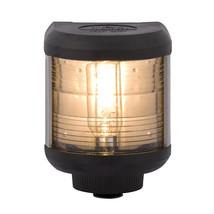 Aqua Signal Series 40 Stern Side Mount Light - Black Housing [40500-7] - $120.69
