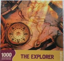 Springbok The Explorer 1000 Piece Puzzle - $39.55