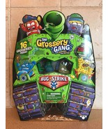 The Grossery Gang Bug Strike With 2 Exclusive Glow In The dark - $31.71