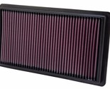 K&N Drop In Replacement Panel Air Filter 2011-2014 Ford Edge 3.7L V6