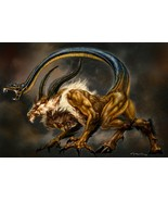 Haunted Female Chimera ROMAN GODDESS  Rare powerful changer protects guards - $57.77