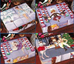 Have A Very Merry Decorative Tole Painted Christmas Kristen Birkeland HC... - $14.99