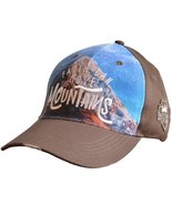 "MEN'S CHRISTIAN CAP ""FAITH CAN MOVE MOUNTAINS"" - $17.99"