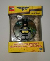 Hallmark ornament lego batman  new in box dc comics  - $21.95