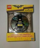 Hallmark ornament lego batman  new in box dc comics  - $21.95