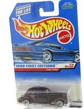 1999 Hot Wheels First Editions Purple Cord