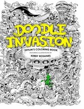 Doodle Invasion: Zifflin's Coloring Book (Volume 1) [Paperback] Zifflin ... - $31.68