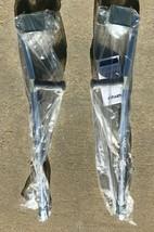 Drive Forearm Crutch Chrome Bariatric 1 Pair 10403HD * - $56.09