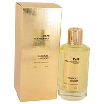 Mancera Kumkat Wood Eau De Parfum Spray (unisex) 4 Oz For Women  - $111.98