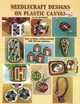 Needlecraft Designs on Plastic Canvas Butterfly Publication Lilo Fruehwi... - $3.99