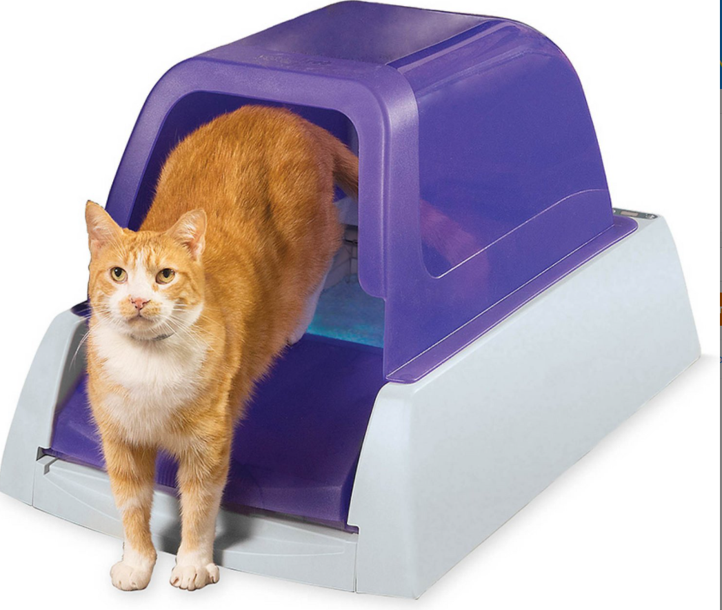 Primary image for PetSafe ScoopFree Ultra Cleaning Litter Box for Cats