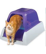 PetSafe ScoopFree Ultra Cleaning Litter Box for Cats  - $158.39