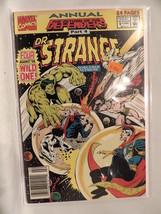 #2 Dr. Strange Sorcerer Supreme Annual 1992 Marvel Comics B782 - $3.99